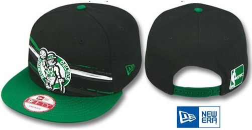 Boston Celtics NBA Snapback Hat SF02